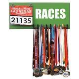 Races Medal and Bib Display - Gift For Runners | wall decor | | wall art | | interior designing | #walldecor #wallart  https://www.runrilla.com/