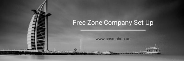 Dubai Free Zone Company Set Up - Cosmohub have identified almost all the UAE free zones and look at giving the best service to help foreign companies set up business in Dubai.