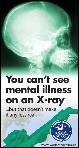 Mental illnesses are real!!  I wish all of society would understand this, Mental Illness should be looked at just like having cancer or other medical illnesses.  Mental illness is real and support is needed to promote better mental healthcare support throughout the country.