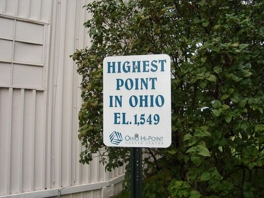 Campbell Hill, the Highest Point in Ohio – Bellefontaine, Ohio | Atlas Obscura