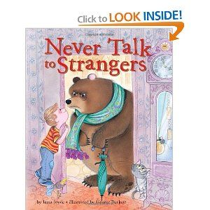 Stranger Danger: Using books to gently teach your kids - Julieverse