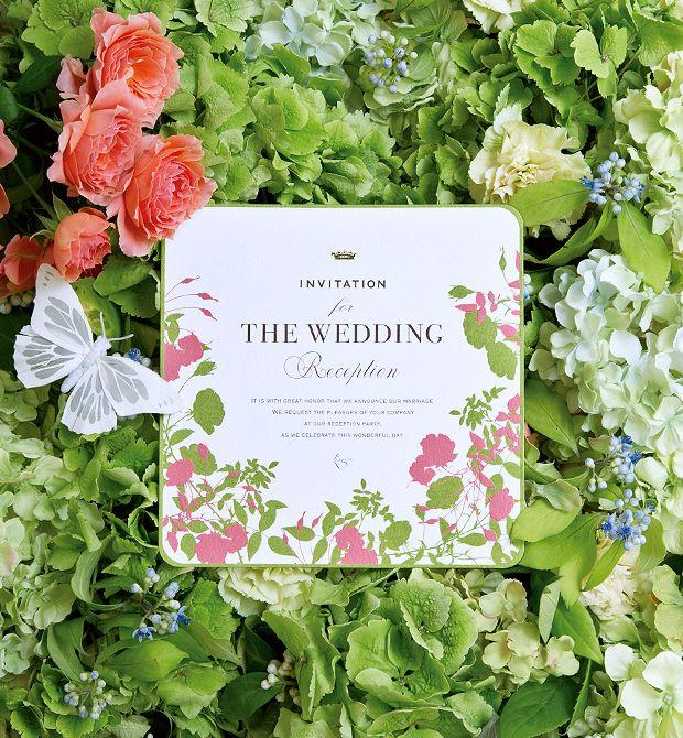 ワキリエ スマイルウェディングペーパーアイテム スペシャルラインナップ 年賀状印刷・結婚招待状のマイプリント