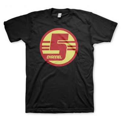 BREAKING NEWS… This shirt is awesome. This design is printed on a slim fitting tee.