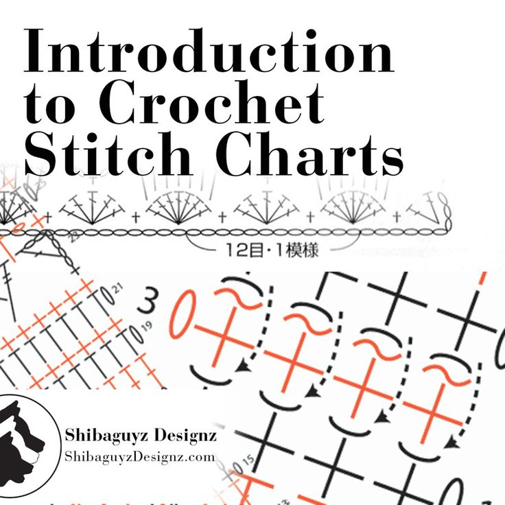 55 best crochet charts how to read images on pinterest crochet technique tuesday crochet tutorial introduction to crochet stitch charts by shibaguyz designz dt1010fo