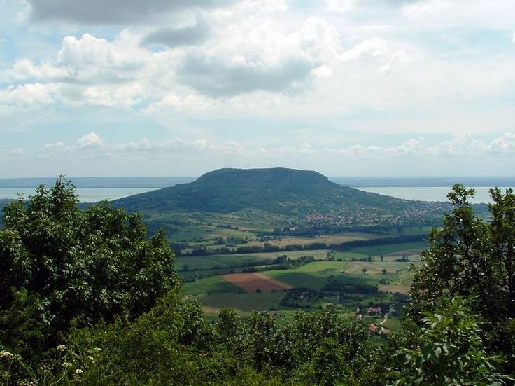 Badacsony Hill and Lake Balaton
