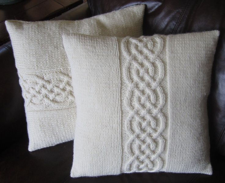 Celtic Knot Knitting Pattern Free : Best images about celtic knots on pinterest cable