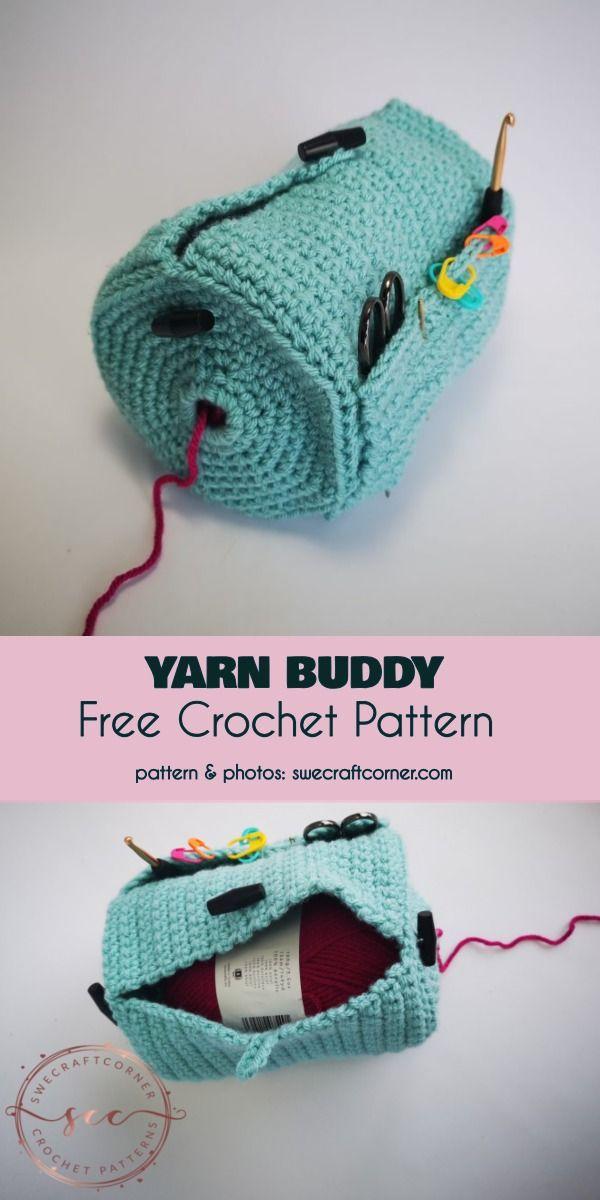 Yarn Buddy Free Crochet Pattern