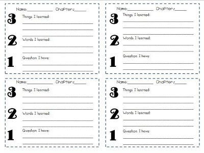 65 Best Exit Slips Images On Pinterest | Classroom Ideas, Exit