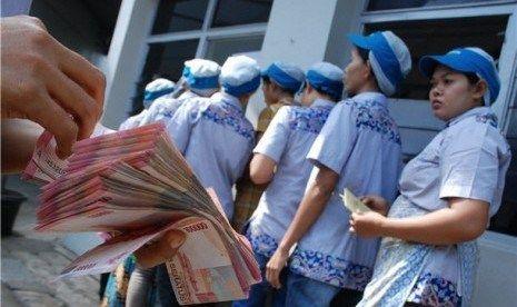 Organisasi buruh minta THR dibayar H-21