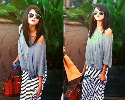 : Selena Gomez, Casual Outfit, Fashion, Selenagomez, Style, Clothes, Dress, Haircut