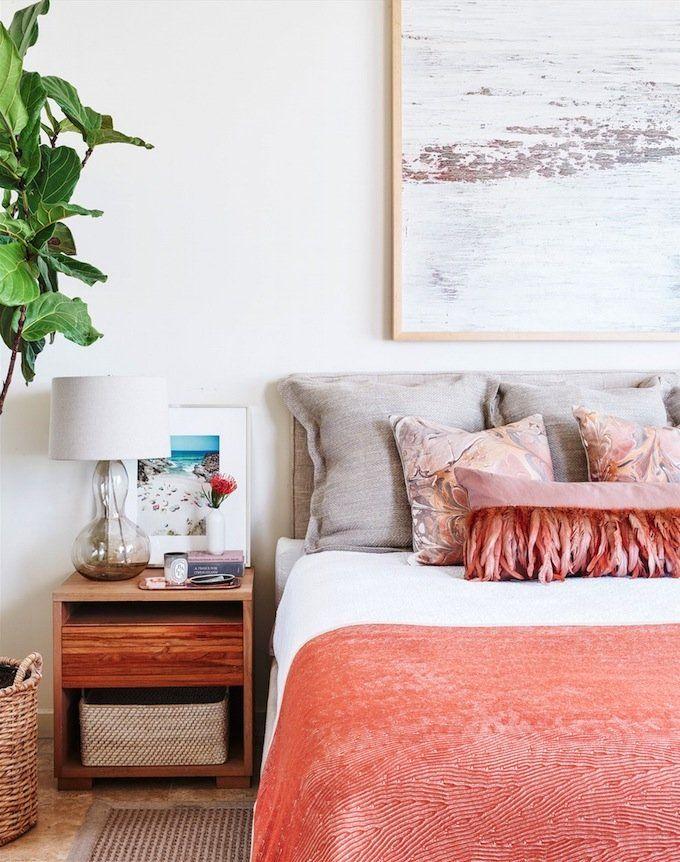 Couleur De L Annee Pantone 2019 Living Coral Interiors