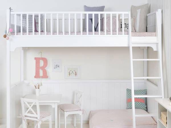 Die besten 25+ gemeinsame Kinderzimmer Ideen auf Pinterest - jugendzimmer im new york stil