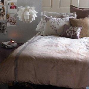 purple bedroom?