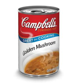 Golden Mushroom Soup recipe - without the MSG and preservatives.