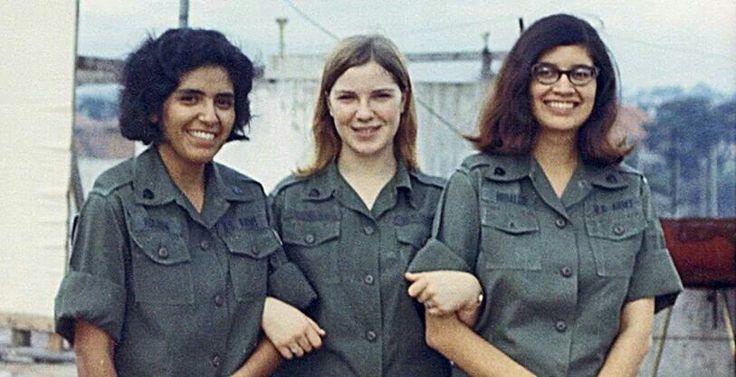 Army nurses ~ Vietnam War