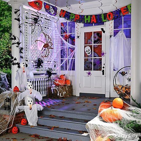 52 best cad lar bayram halloween images on pinterest for Halloween party decoration ideas outdoor