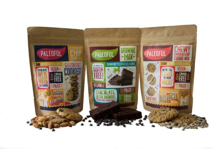 Paleoful #certifiedpaleo #paleo baking mixes