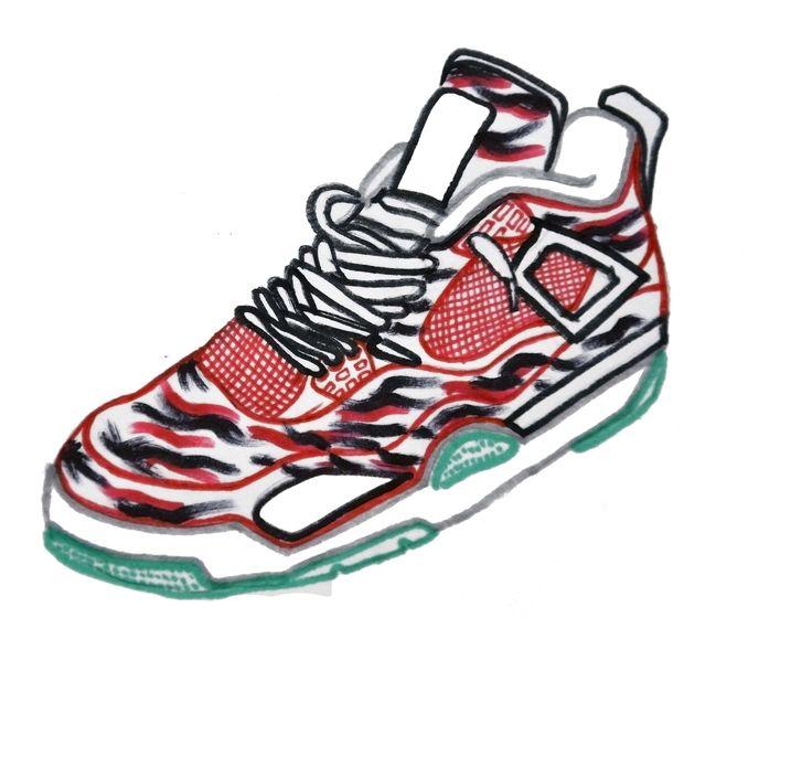 Jordan shoes Джунов Егор / Djunov Egor