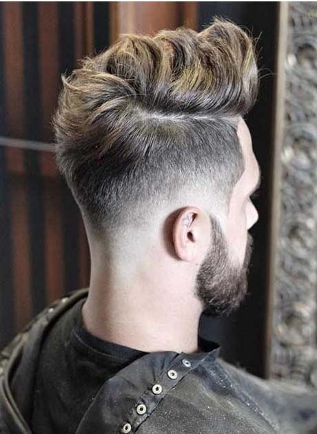 Popular Male Short Hairstyles 2018
