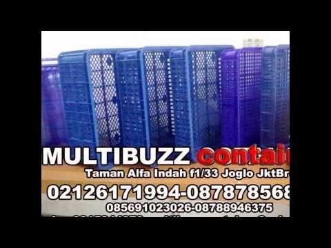 keranjang container plastik multibuzz container