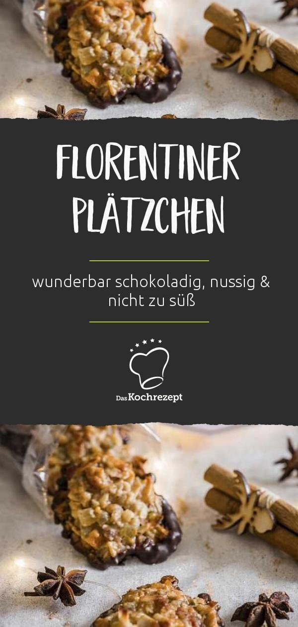 Florentiner Weihnachtsplätzchen.Florentiner Plätzchen Rezept In 2019 Plätzchen Rezept Sammlung