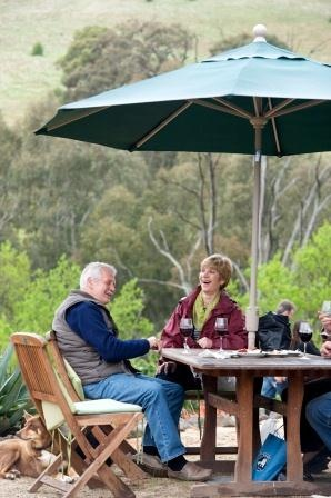 """Toast to the Coast"" - Geelong Wine Region, @ Moorabool Ridge winery"