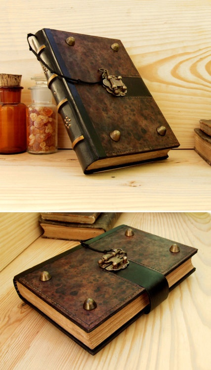 journal with lock idea