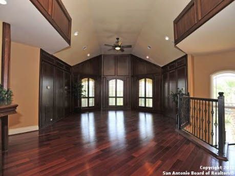 """""""What can you get for… $1 million?"""" by #JenniferHiller #SAExpressNews #BinkanCinaroglu   """"22 Carriage Hills is in The Dominion. It has five bedrooms, five bathrooms and about 5,811 square feet of space, with features such as cherry wood and travartine floor medallions, granite countertops and oak stairwells. It was built in 1985 and is listed by Binkan Cinaroglu of Kuper Sotheby's International Realty."""" @KuperSIR #KSIR: Cherries Wood"""