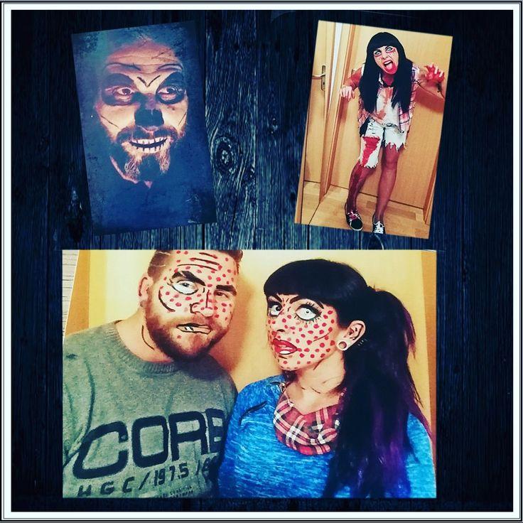 Schminken, Totenkopf, Skull, Zombie, Comic, Kunstblut, Fakeblood, Eulenspiegel Schminke, Kontaktlinsen, Halloween