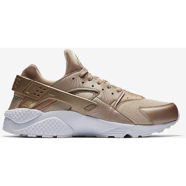 Nike Air Huarache Premium Men's Shoe. Nike.com ($120) ❤ liked on Polyvore featuring men's fashion, men's shoes, nike mens shoes and mens shoes