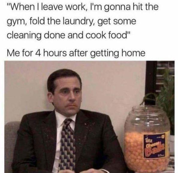 Work happens