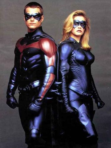N°11 - Alicia Silverstone as Barbara Wilson / Batgirl - Batman and Robin by Joel Schumacher - 1997