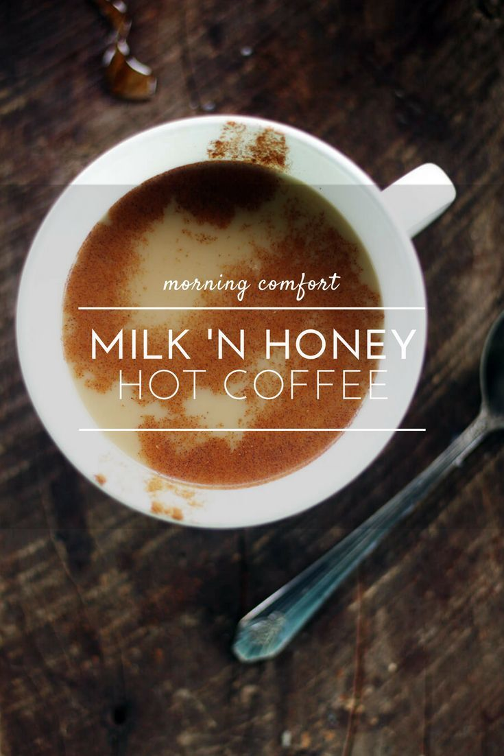 Ad Enjoy A Heavenly Cup Of Hot Coffee Swirled With A Milk And