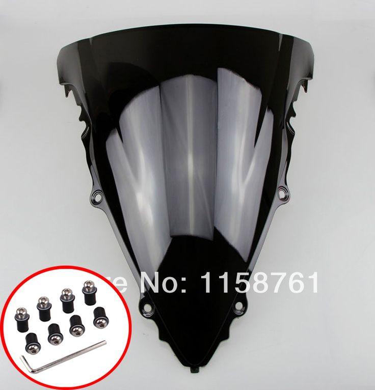 $22.36 (Buy here: https://alitems.com/g/1e8d114494ebda23ff8b16525dc3e8/?i=5&ulp=https%3A%2F%2Fwww.aliexpress.com%2Fitem%2FFREE-SHIPPING-New-Black-Windshield-WindScreen-For-Yamaha-R6-2003-2005-YZF-R6-03-05%2F32725413235.html ) FREE SHIPPING New Black Windshield WindScreen For Yamaha R6 2003-2005 YZF-R6 03-05 for just $22.36
