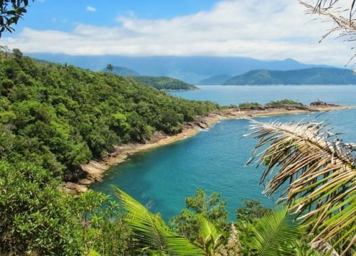 Ubatuba é uma das praias mais populares do litoral norte...