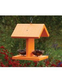 Oriole Feeder With Jelly Jars