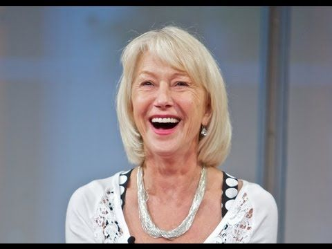 Helen Mirren | Interview | TimesTalks - YouTube