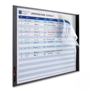 InView Custom Whiteboard Quartet 72983 QRT72983 Dry-Erase Boards