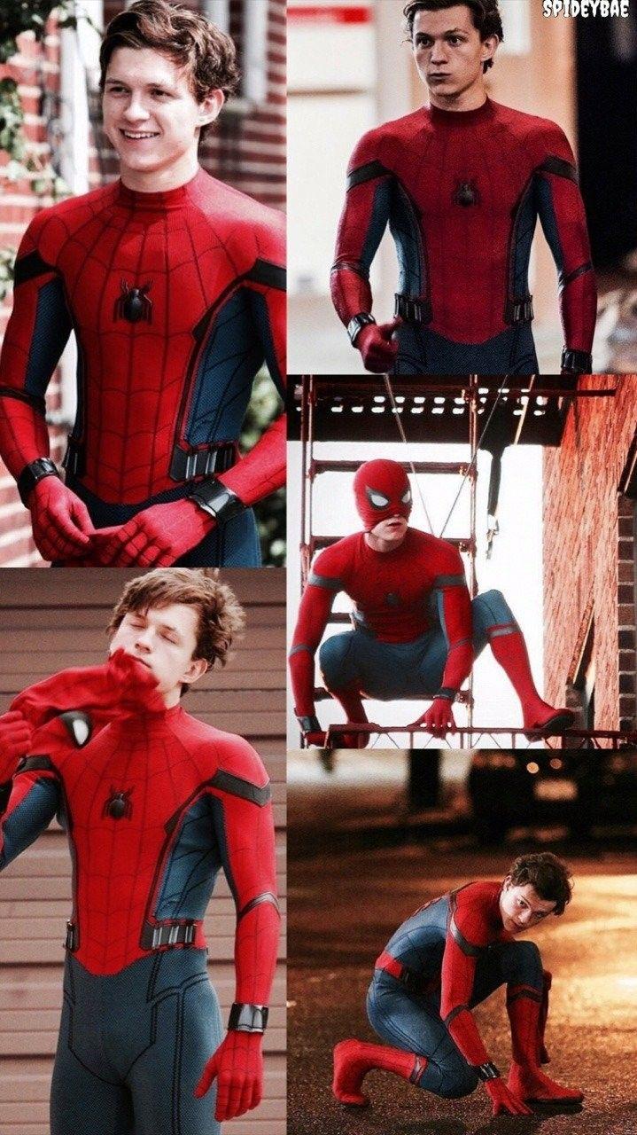 Spiderman wallpaper | Wallpaper | Tom holland, Tom holland