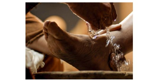 Today is known as Maundy Thursday! What exactly does that mean for us?
