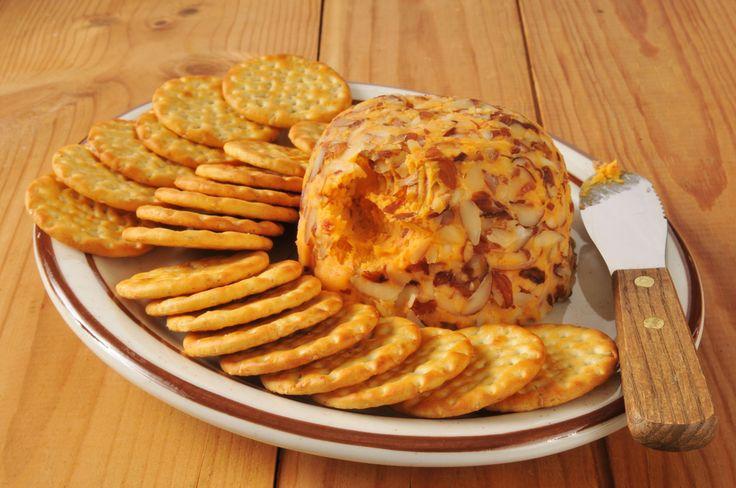 Happy National Cheeseball day!!