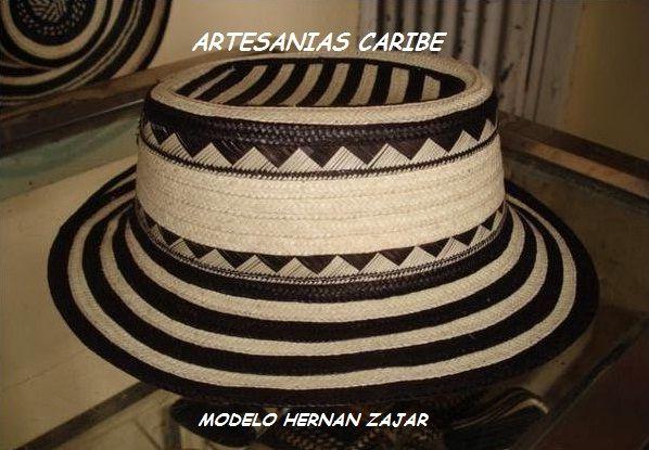 Sombrero Hernan Zajar o también llamado Jorge Celedon.
