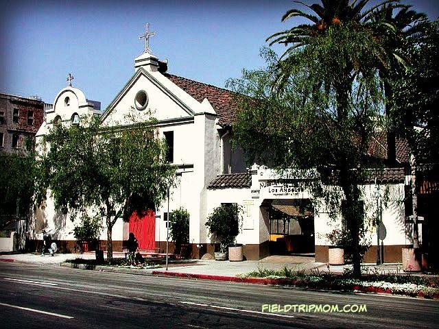 La Placita Olvera - Los Angeles, CA
