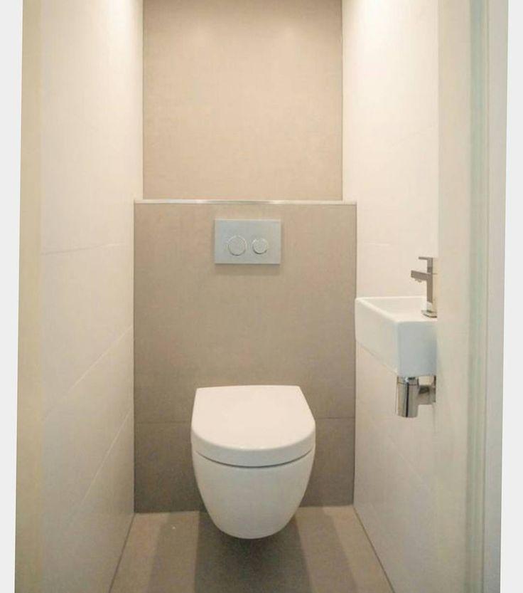 """148 Gostos, 33 Comentários - karin (@k_a.r.i.n) no Instagram: """"•inspiration• morgen wordt de wc geverfd! Met als achterwand dezelfde tint als in de woonkamer, de…"""""""