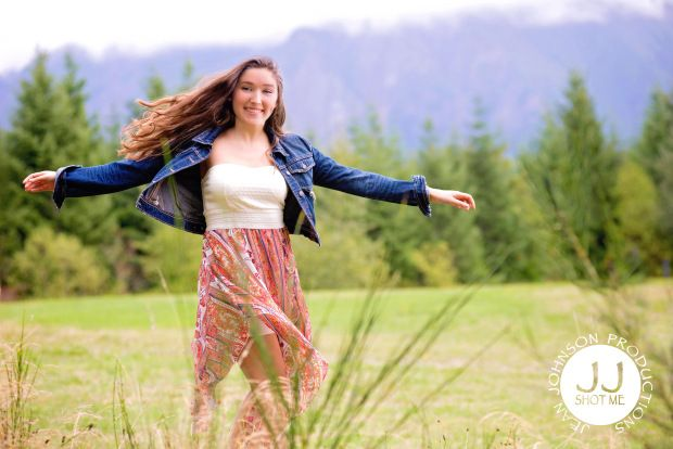 Best Locations For Senior Portraits On The East Side Of Seattle