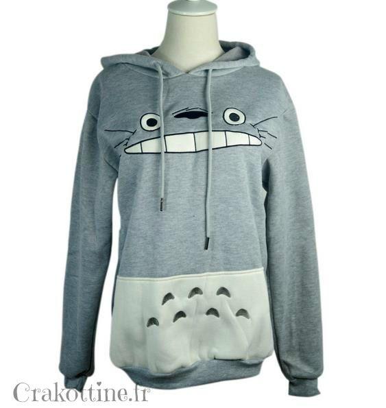 sweat a capuche  Totoro