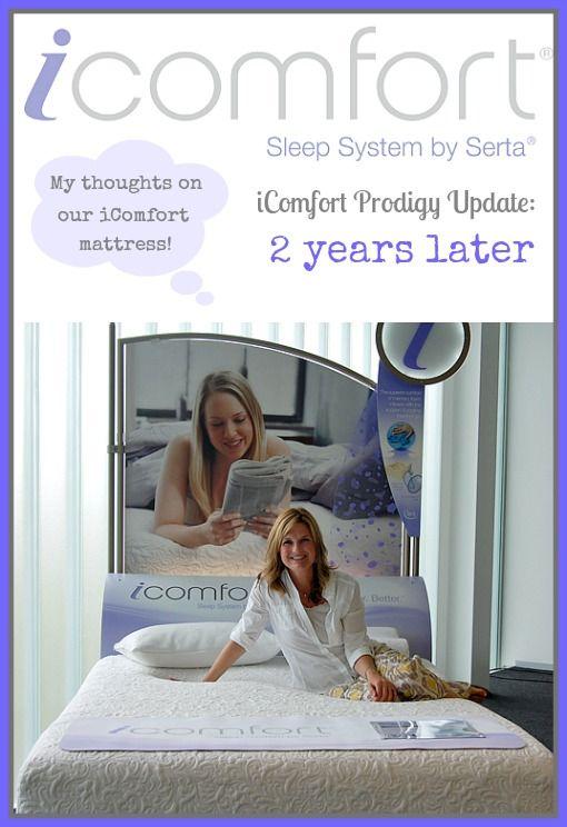 Serta Icomfort Mattress Review 2 Years Later