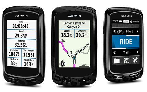 Garmin Edge 810 - A biker's dream gadget!