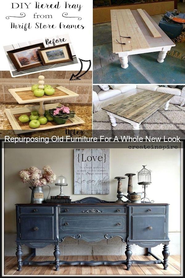 Refurbished Furniture Ideas Old, Refurbished Furniture Ideas