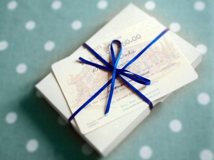 Homemade+House+Gift+Voucher, £1.50